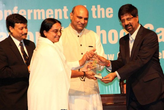 AMRITA VIDYALAYAM SCHOOLS TOP NATIONAL AWARDS