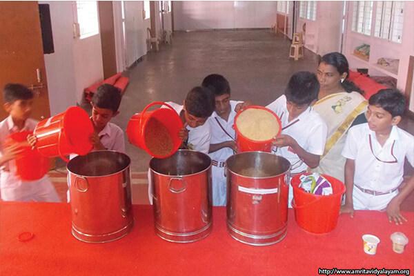 Amritam Project - Pidiyari