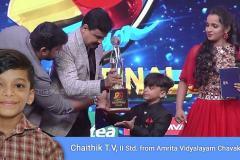 D5 JUNIOR DANCE STAR 2019 - Chaithik T. V.